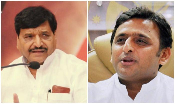 Akhilesh Yadav gives back ministries to Shivpal