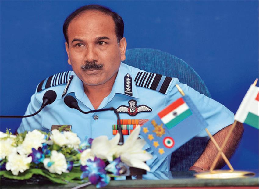 Military solution would have solved PoK issue: IAF chief Anup Raha