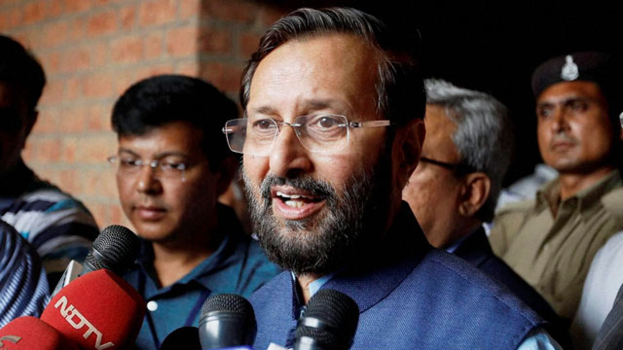 There should be discussion on fake news in Parliament: Prakash Javadekar