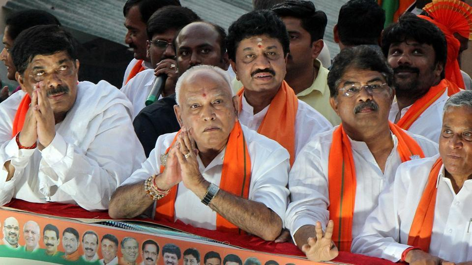 Karnataka Bypolls: BJP leads in 12 constituencies