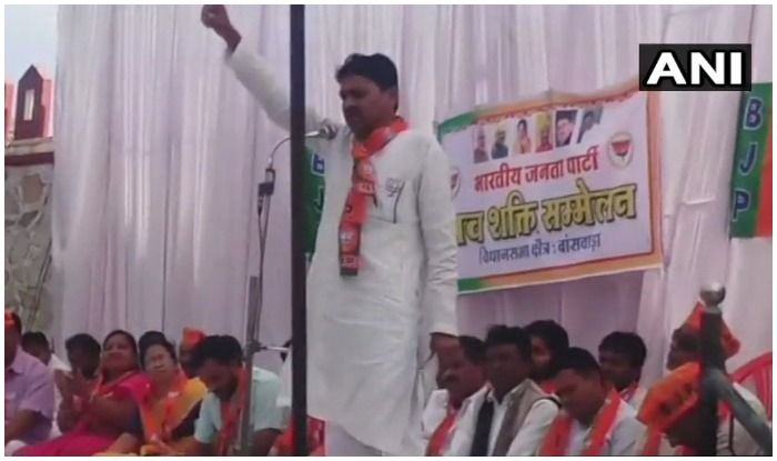 All hindus should vote for the BJP, says Rajasthan Minister
