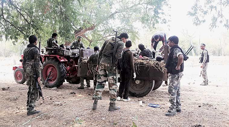 chhattisgarh-5-jawans-injured-in-encounter-with-maoists-in-sukma