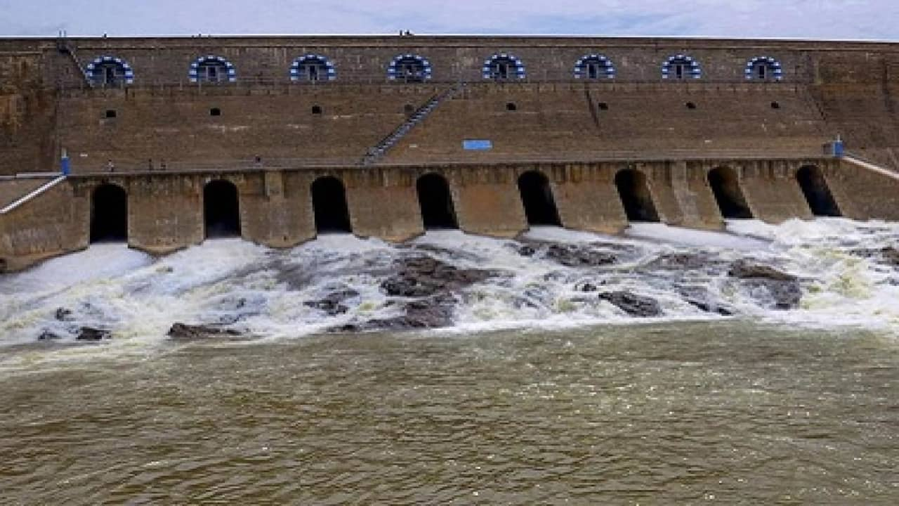 Five dams in Maharashtra release excess water; warning issued