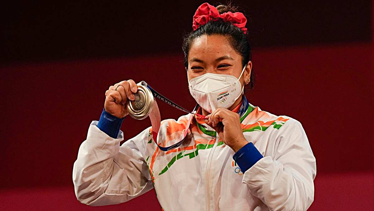 Manipur Govt to appoint Olympic Silver Medalist Mirabai Chanu as ASP sports