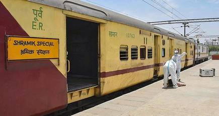 nostatesdemandanymoreforshramikspecialtrains:indianrailways