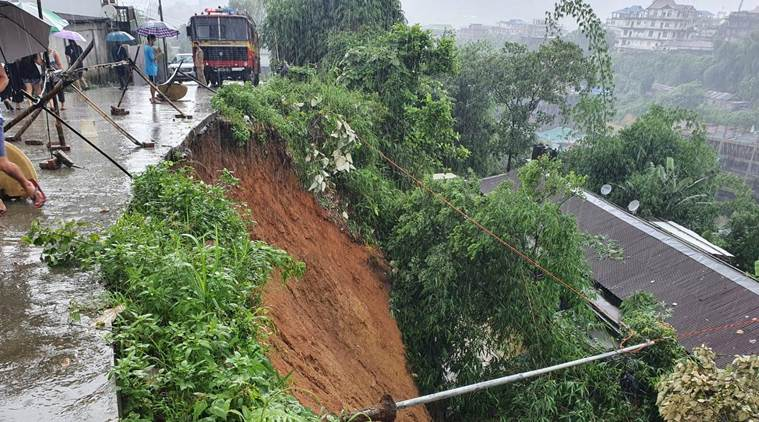 PM expressed sadness on loss of lives due to heavy rains in Arunachal Pradesh