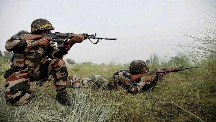 3 terrorists killed in infiltration bid in J&K