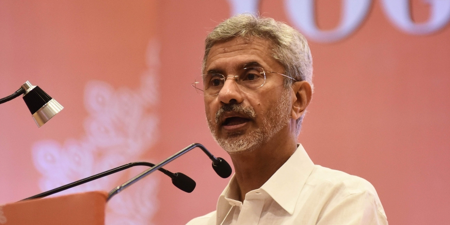 Pak should immediately release Jadhav: EAM Jaishankar