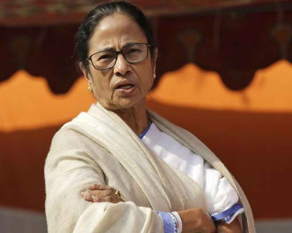 Mamata writes to PM, expresses inability to attend Niti Aayog meeting