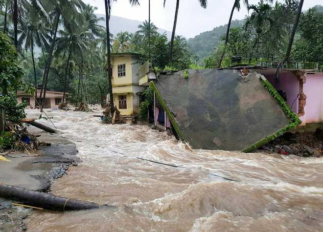 Rain claims 26 lives in Kerala