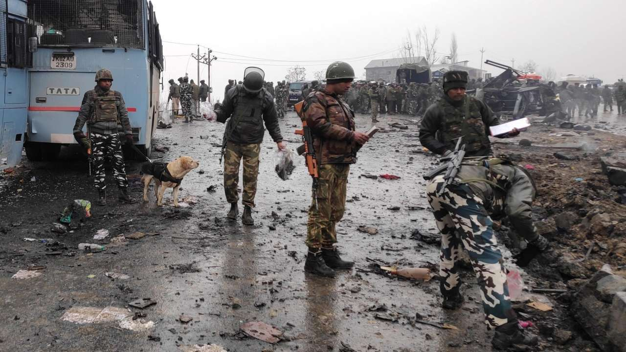 Pulwama encounter: Slain terrorist identified as