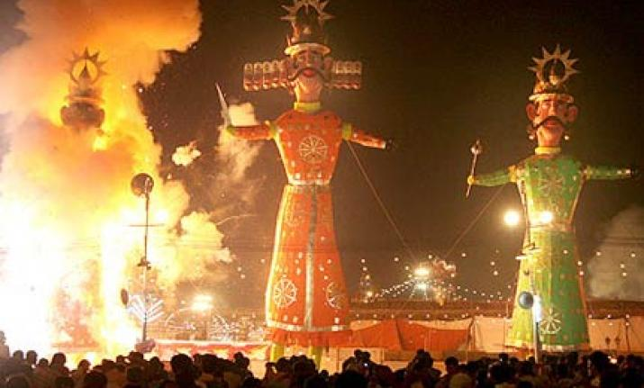 Dussehra being celebrated across the country today