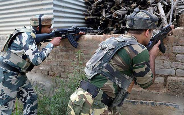 Two militants killed in Handwara encounter
