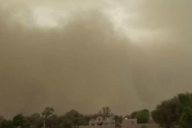 Thunderstorm warning:Delhi govt decides to close all evening schools today