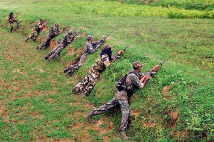 Security stepped up on TN-Karnataka border to check Maoists movement