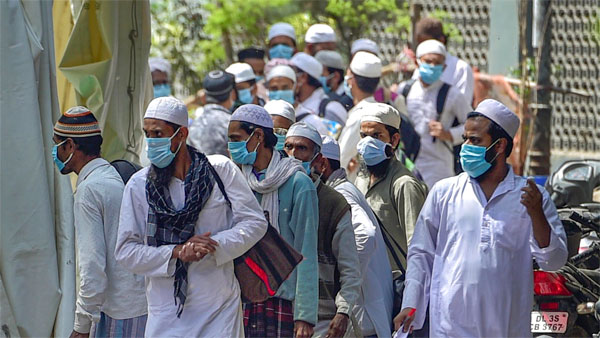 200 Indonesians attended Tablighi Jamaat congregation grants bail by Delhi Court