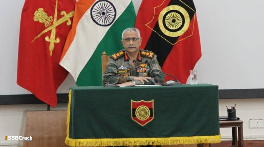 8th edition of Indian Army Chief