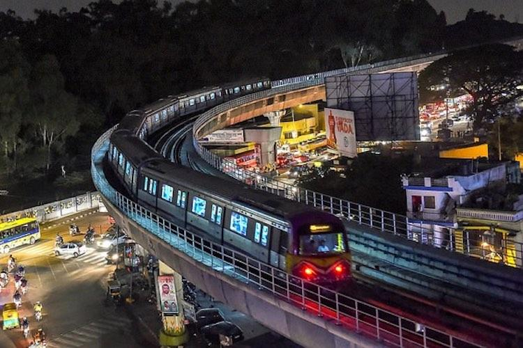 Bengaluru's Namma Metro's popularity soars, records highest ever ridership