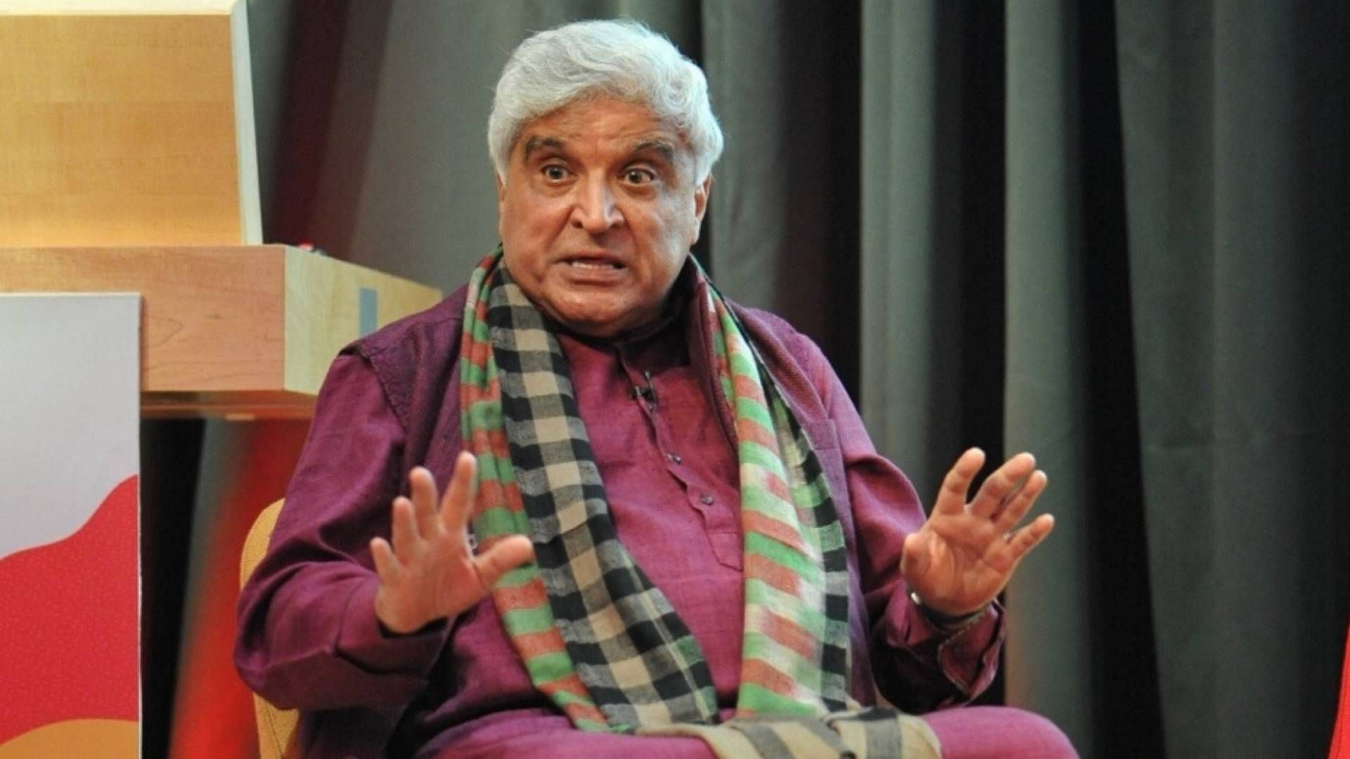 Mumbai based lawyer files criminal complaint filed against Javed Akhtar for his alleged remark against RSS