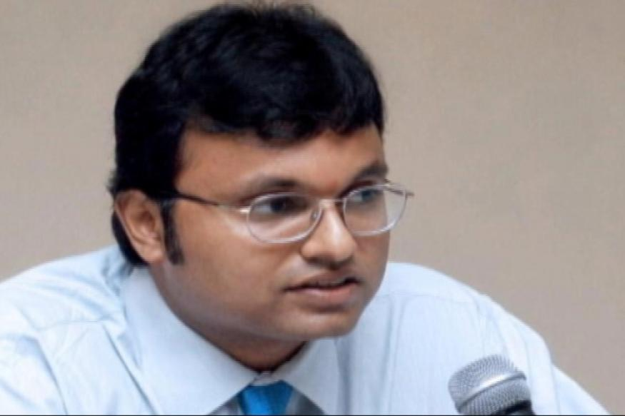 ED issues summons to Karti Chidambaram