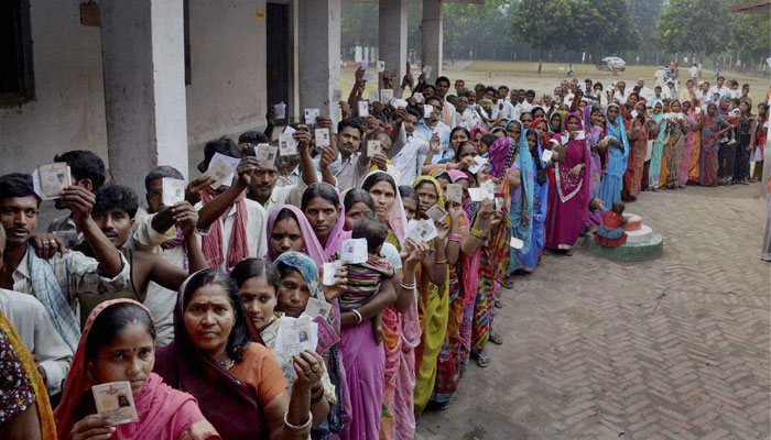 Voting for second and final phase of Gujarat polls begins