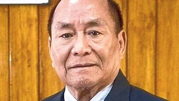 Mizoram Assembly speaker resigns