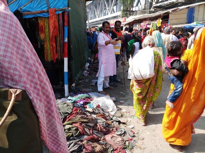 Three killed in stampede at Bihar's Begusarai district