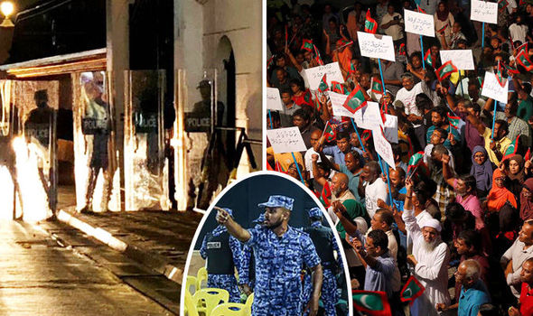 As Maldives political turmoil worsens, India