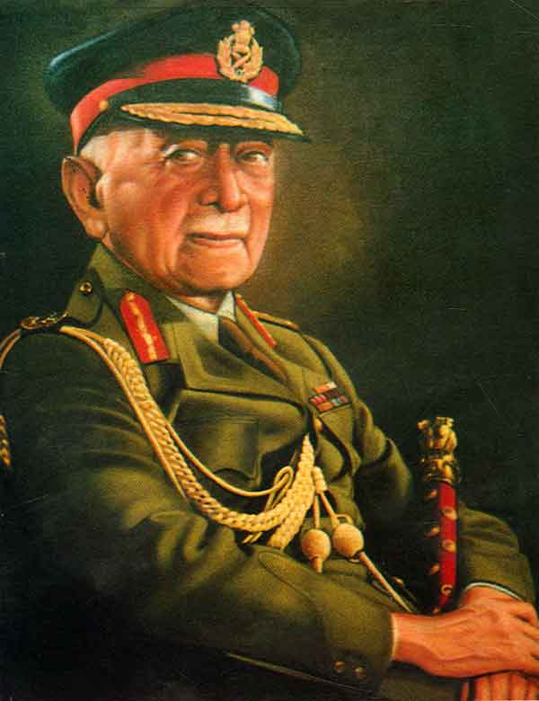 Army Chief calls Bharat Ratna for K M. Cariappa