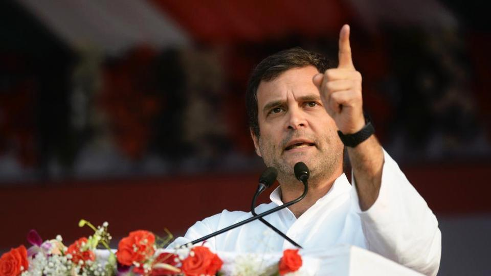 Rahul Gandhi to address anti-CAA rally in Jaipur on January 28