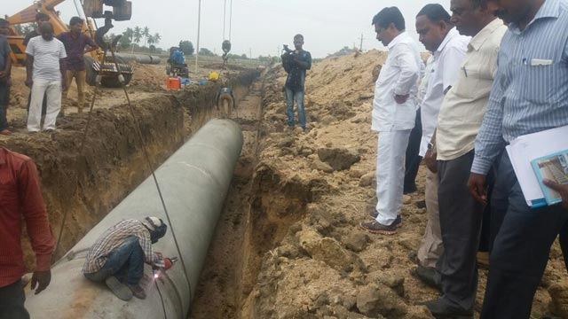 NABARD gives 4,000-cr for Mission Bhagiratha