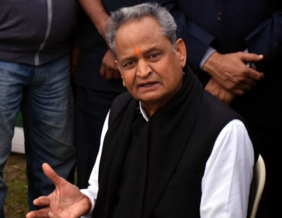 Only Rahul Gandhi can lead Congress in current scenario: Ashok Gehlot