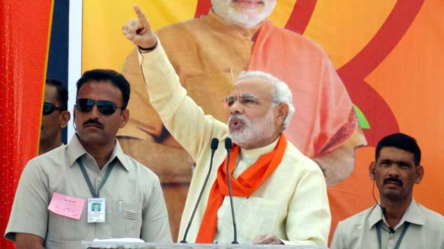 Mandate in Karnataka stolen through back door; people taught Congress  A lesson: PM Modi