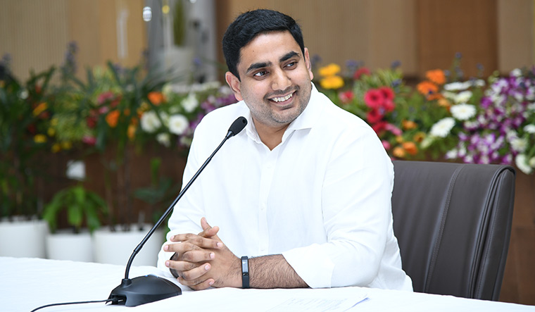 Jagan govt downgrades Z category security for Nara Lokesh