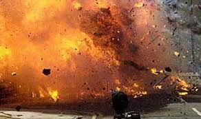Bomb expolsion in Manipur, no casualty reported
