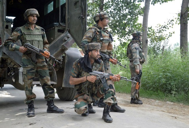 Four militants killed in Kupwara