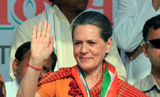 I am not scared of anyone:  Sonia Gandhi