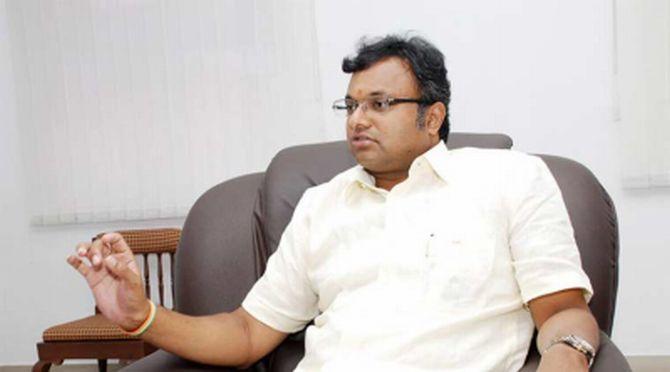 ED files case against Karti Chidambaram, others