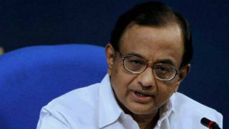 Supreme Court to hear P Chidambaram