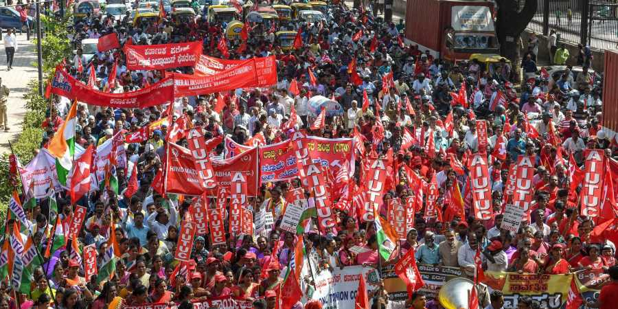 Central trade unions
