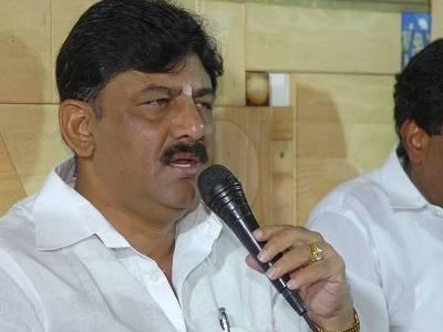 Shivakumar appears before IT department