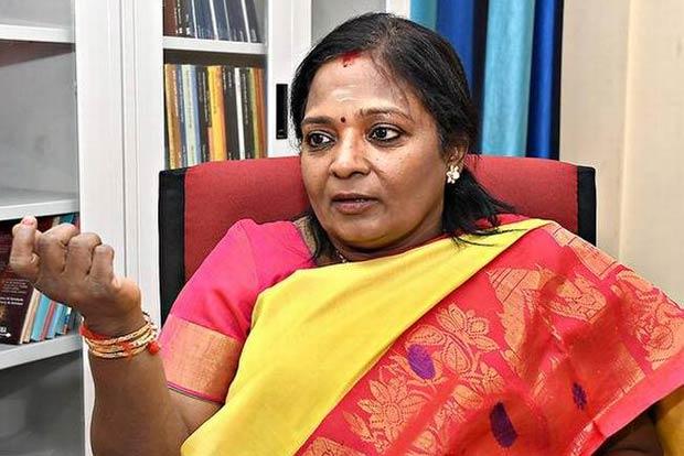Madras HC allows Tamilisai Soundararajan to withdraw election petition