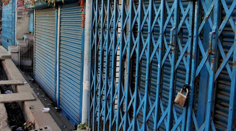 Shops shutter in Kerala as Opposition declares bandh
