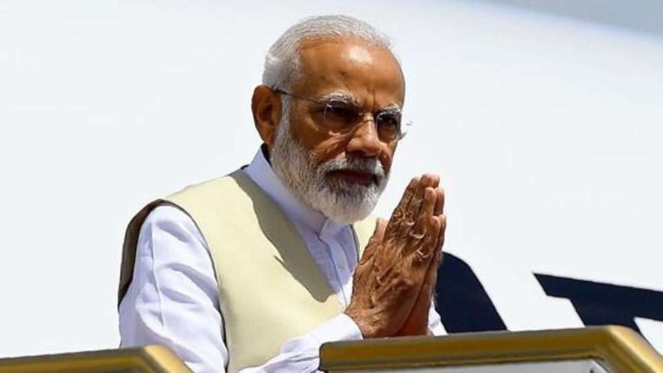 Modi reaches India after attending SCO meet