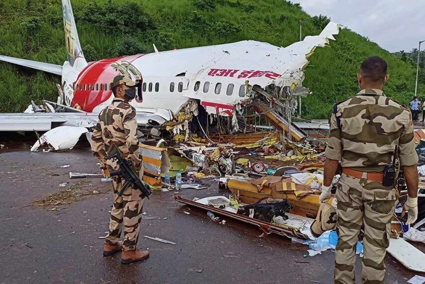 AI plane crash: 14 passengers remains in critical condition, says Malappuram District Collector