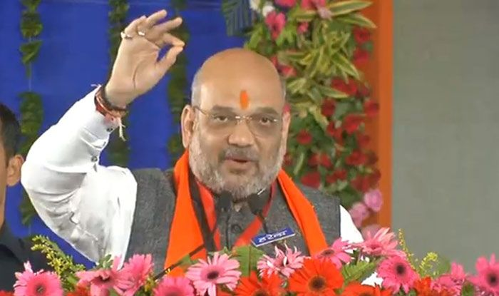 BJP to tie up with EVMs: Shiv Sena's dig on Amit Shah's will defeat ex-allies remark