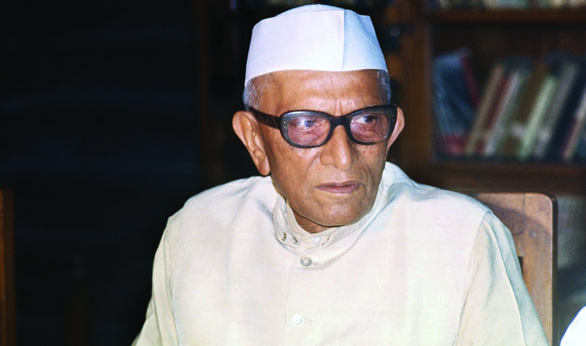 Gujarat pays tribute to former PM Morarji Desai on his birth anniversary