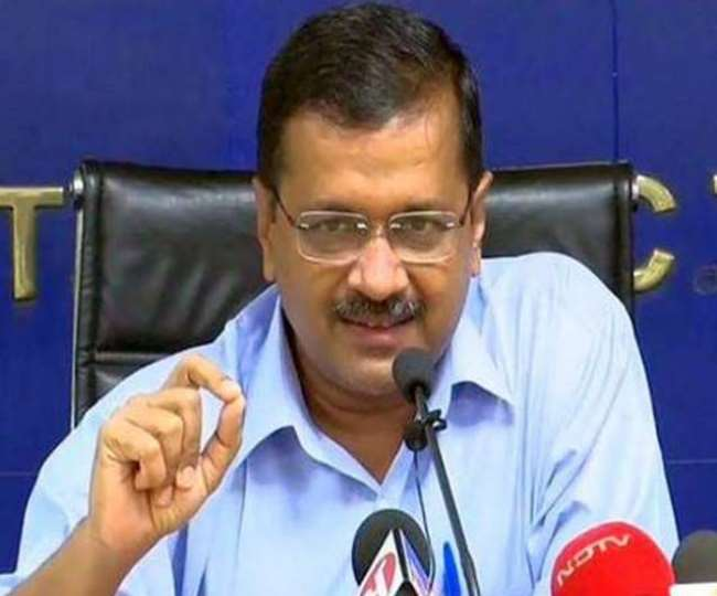 Kejriwal says Delhi govt built capacity to feed 400,000 people