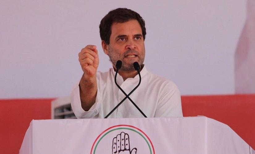 Rajasthan Elections: Rahul Gandhi attacks PM Modi over job crisis, farmers