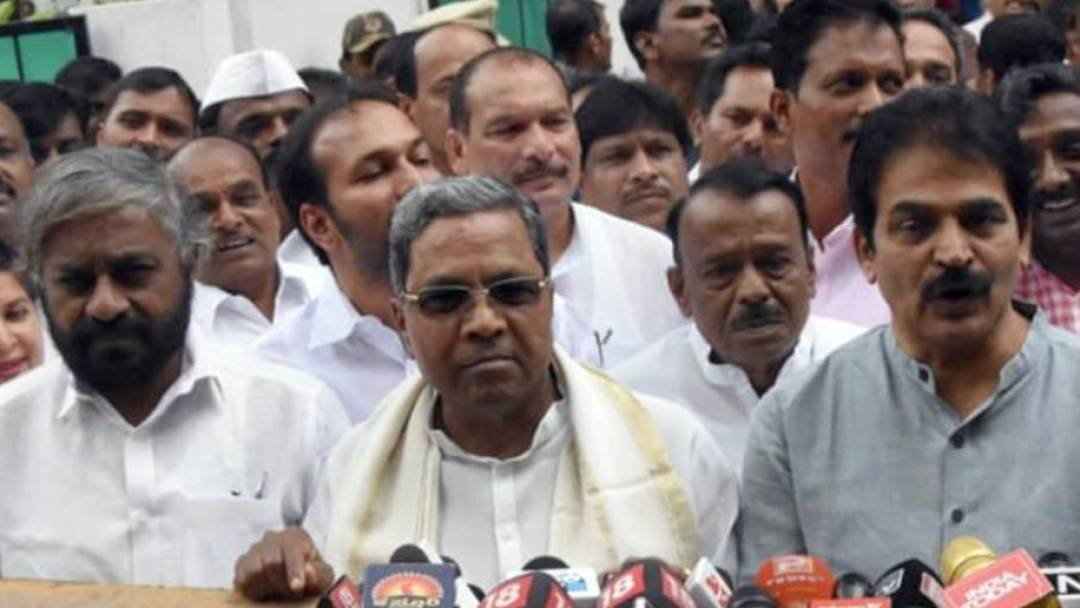 Congress to seek disqualification of MLAs who have resigned: Siddaramaiah